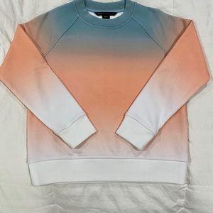 Authentic Marc Jacobs ombré sweatshirt!